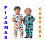 Pijamas Monitos Con Piecitos Antiresbalantes Carters !!!