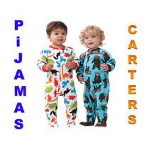 Pijamas Monitos Con Piecitos Antiresbalantes Carters !!!