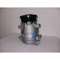 Compresor Aire Acondicionado Para Chevrolet Aveo
