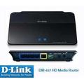 Router Inalambrico Dlink Dir-657 Streaming Media Hd N300 Mb