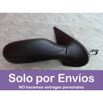 Espejo Retrovisor Fiat Fase 2 Palio Siena 2005-07 Derecho-