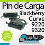 Pin Puerto De Carga Blackberry 9220 9320 Original