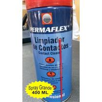 Limpiador De Contactos Permaflex 400ml