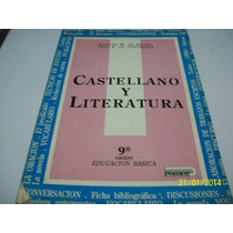 Libro De 9:castellano Y Literatura-ramona Rivero/cruz Contre