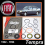 Tempra 1992-96 Kit Cajetin Direccion Hidraulic Original Fiat