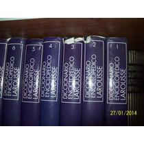 Diccionario Enciclopedico Larousse-8 Tomos
