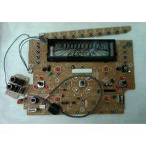 Tarjeta Frontal Para Equipo De Sonido Lg Modelo Mds712