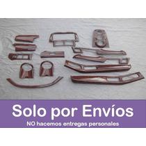 Kit Tablero De Madera Para Yaris Del 2006 Al 2008 *13 Piezas