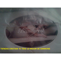 Colchon 160 Simmons Beautyrest Gold El Queen Sixe