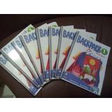 Backpack Libros 1,2,3,4,5,6 + Dvd Gratis