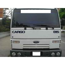 Kit De Calcomanias Para Camion Cargo 815