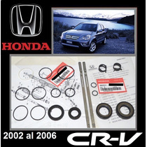 Cr-v 2002 2006 Kit Cajetin Direccion Hidrauli Original Honda
