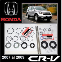 Cr-v 2007 2009 Kit Cajetin Direccion Hidrauli Original Honda