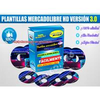 Plantillas Para Vender En Mercadolibre 100% Editables!