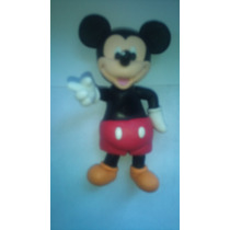 Mickey Mouse Y Mini M En Masa Flexible Para Tortas Y Mas
