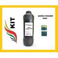 Kit Recarga Toner + Chip Xerox Phaser 3550 106r01531 (11k)