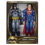 Batman Y Superman Mattel Original 30 Cm Combo