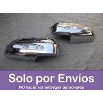 Kit Cromado Espejos Retrovisores Con Luz Para Hyundai Tucson