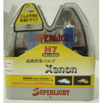 Blister De Bombillo H7 Xenon.