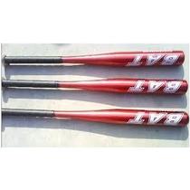 Bates De Aluminio Beisbol Entrenamiento Mango Ergonomico 28