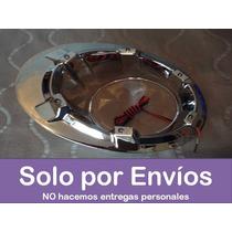 Kit Neblina Cromados Luv D-max 2010-2012 Ultimo Modelo Dmax