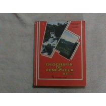 Libro Geografia De Venezuela Iii Bachillerato Cobo 3er 3