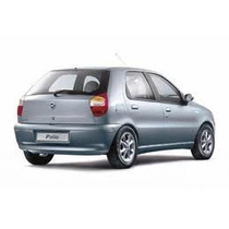 Parachoque Trasero Fiat Palio 98-03