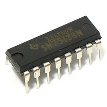 Sn75138n Transmisor Receptor De Bus, 2 Piezas