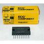 Ecg1058 Amplificador De Audio 4,4 Watt, 2 Piezas