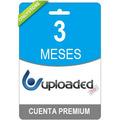 Cuentas Premium Uploaded 90 Dias - Personal 100% Original