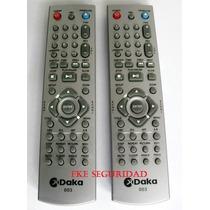 Control Remoto Dvd Daka 003 (genérico)