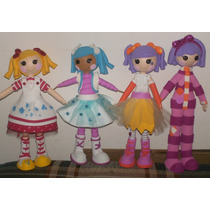 Muñecas Y Muñecos Lalaloopsy En Foami