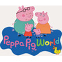 Decoradores De Ponquecitos Peppa Pig