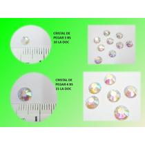 Cristal De Pegar 4mm Y 6mm