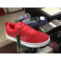 Zapatos Skatek Oklesh. Rojo