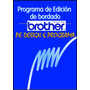 Programa De Bordados Pedesign Version 6 Bordadoras Brother