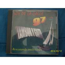 Cds Música Empaque Disco Original B.cuidado Tambor Y Gaita