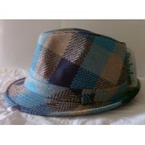 Sombreros Multiuso Estilo Borsalino De Polyester Y Lino (1)