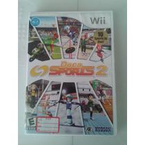 Juegos Nintendo Wii Varios