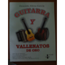 Guitarra Y Vallenatos De Oro Libros Cancioneros