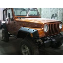 Buches Bushwacker Para Jeep Tj,wrangler, Cj7 Y Cj5