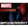 Kit Imprimible Spiderman Diseñá Tarjetas ,cumples Y Mas