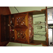 Mueble De Madera Tipo Bar