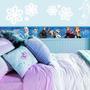 Cinta Decorativa Hd Frozen Disney Vinil Adhesivo - Anna Elsa