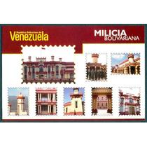 Venezuela Una Postal De La Milicia Bolivariana 2010