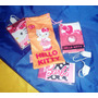 Porta Lentes, Ipod, Iphone Hello Kitty, Barbie Empaque 2 Uni