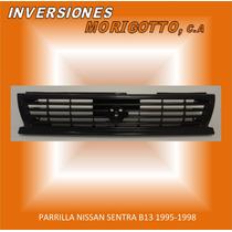 Parrilla Nissan Sentra B13 1995-1998