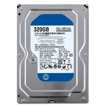 Disco Duro 320gb Sata Para Pc 3.5 Oferta