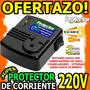 Wow Protector De Voltaje 220v Aire Secadoras Motor 2hp