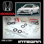 Integra 1998 2001 Kit Cajetin Direccion Hidra Original Honda